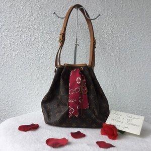 💯 Authentic LV Vintage Petite Noe Bucket Bag
